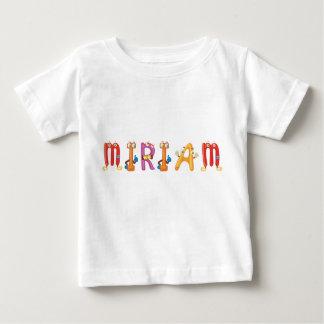 Miriam Baby T-Shirt