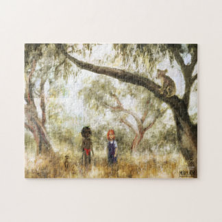 MIRIAM - Koala from Australia Jigsaw Puzzle