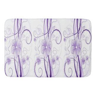 Miriam Purple Bath Mat