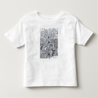 'Mirouer Historial de France' Toddler T-shirt