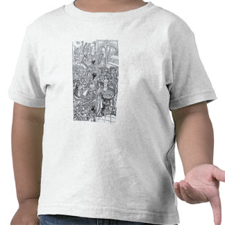 'Mirouer Historial de France' T-shirt