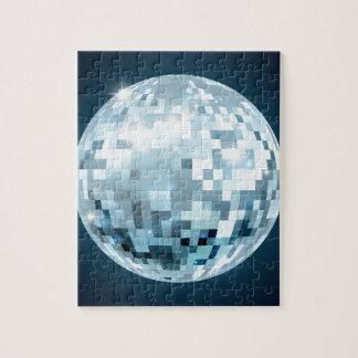 Mirror Ball Jigsaw Puzzle