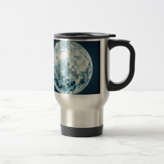 Mirror Ball Travel Mug