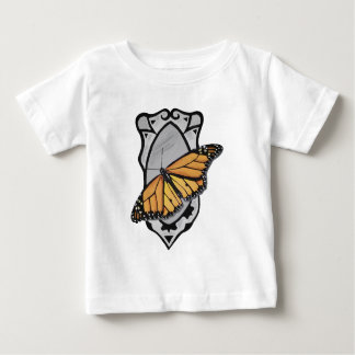 Mirror Butterfly Baby T-Shirt