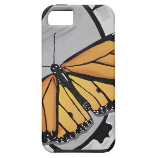 Mirror Butterfly iPhone 5 Case