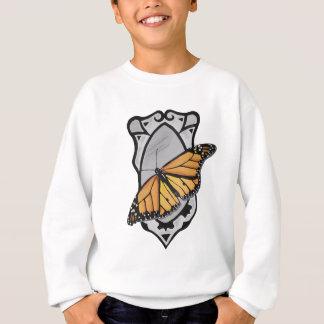 Mirror Butterfly Sweatshirt