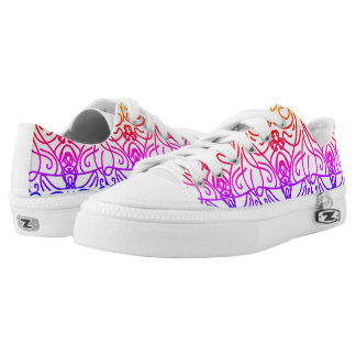 Mirror colours Low-Top sneakers