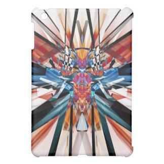 Mirror Image Abstract iPad Mini Cases