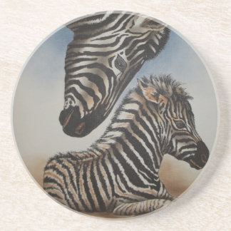 Mirror Image (zebra) Accessories Coasters