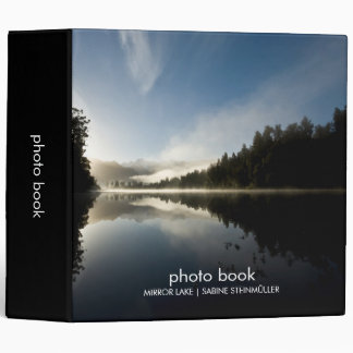 Mirror Lake • Photo Book 3 Ring Binders