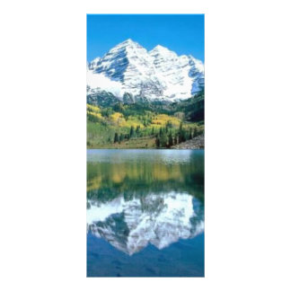Mirror Lake Rack Card