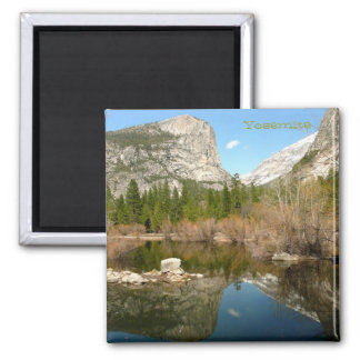 Mirror Lake, Yosemite Magnet