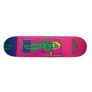 Mirror Love Skate Boards