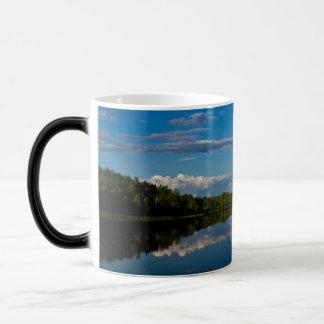 mirror magic mug