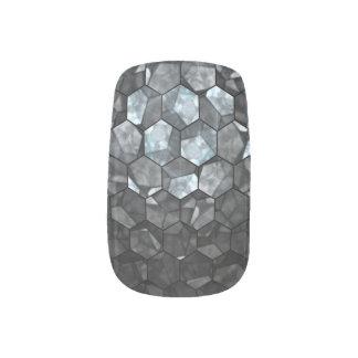 Mirror Magnet custom Fractal art Minx Nail Art