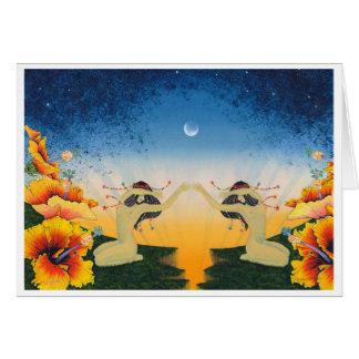 Mirror-Mirror (Dawn Blessing) Card