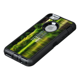 Mirror Pond OtterBox Defender iPhone Case