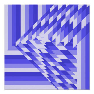 mirror (triangle) poster