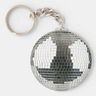 Mirrorball Disco Ball Keychain