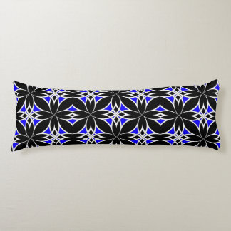 Mirrored Celtic ( Blue ) Body Pillow