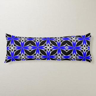 Mirrored Celtic ( Blue Invert ) Body Pillow