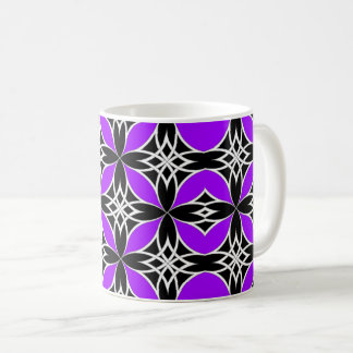 Mirrored Celtic ( Flutterby Purple ) Coffee Mug