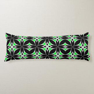 Mirrored Celtic ( Green ) Body Pillow