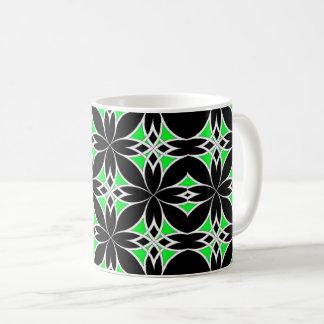Mirrored Celtic ( Green ) Coffee Mug