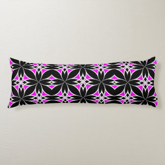 Mirrored Celtic ( Pink ) Body Pillow