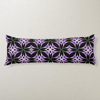 Mirrored Celtic ( Purple ) Body Pillow