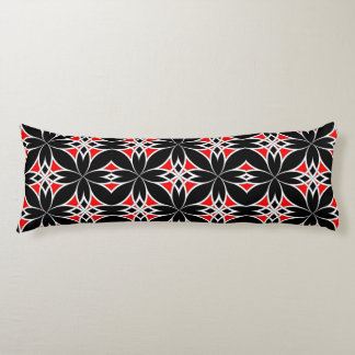 Mirrored Celtic ( Red ) Body Pillow