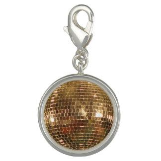 Mirrored Disco Ball 2 Charm