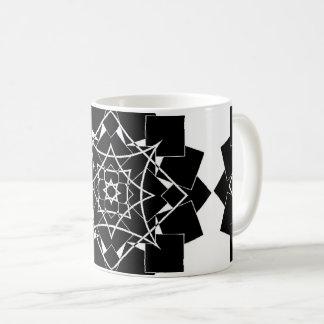 Mirrored Onyx Coffee Mug