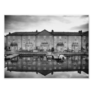 Mirrored Photo Print