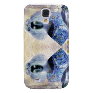 Mirrored Portrait iPhone3 Case