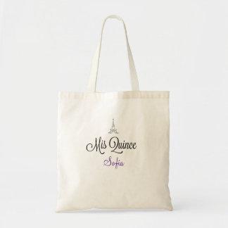 Mis Quince -Paris tote - Customize