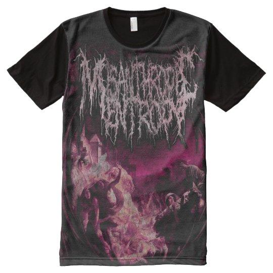 Misanthropic Entropy - Full Print T-Shirt