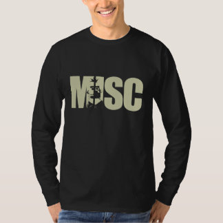 Misc Gold Text Shirt  - Customizable Guys/Girls