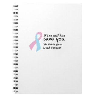 Miscarriage Awareness Remembering Our Babies Notebooks