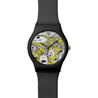 Miscellaneous - Clock pulse Wrist Watches