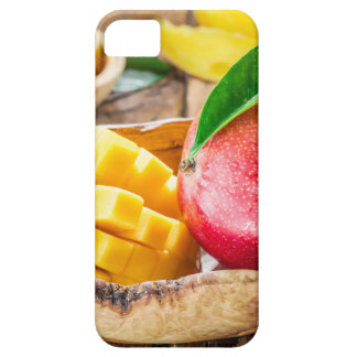 Miscellaneous - Mango & Wood Five Case For The iPhone 5