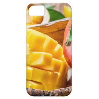 Miscellaneous - Mango & Wood Furnace Case For The iPhone 5