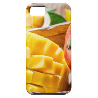 Miscellaneous - Mango & Wood Furnace iPhone 5 Cover