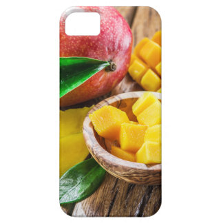 Miscellaneous - Mango & Wood Three iPhone 5 Case