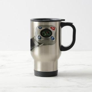 Miscellaneous - Modern Thirteen Compass Travel Mug