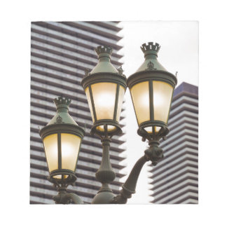 Miscellaneous - Street Five Lights Notepad