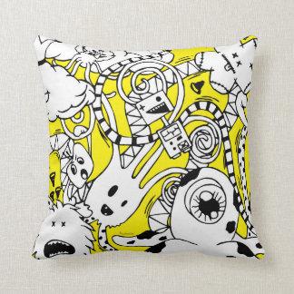 Miscellaneous - You almofadas Throw Pillow