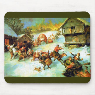 Mischief Makers Julereia Mouse Pad