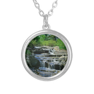 Mischievous Memories Silver Plated Necklace