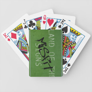Misfit Playing Cards